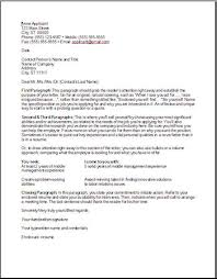 Best Solutions Of Sample Resume Cover Letter Template On Free