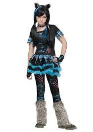 teen wicked wolfie costume