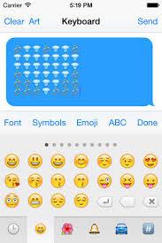 Emoji Art App Emoji Keyboard Ios 7 Edition Free Animated Emojis Icons Cool New