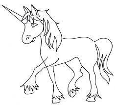 Cavallo Disegno Per Bambini Facile Con Disegni Di Lupo