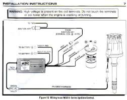 msd distributor wiring diagram msd image wiring msd blaster coil wiring diagram jodebal com on msd distributor wiring diagram