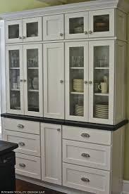 Kitchen Hutch A Built In Kitchen Hutch Kitchen Vitality Design