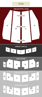 Arlene Schnitzer Concert Hall Portland Or Seating Chart