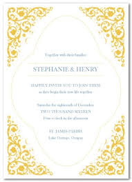 5x7 border template printable gold wedding invitation template