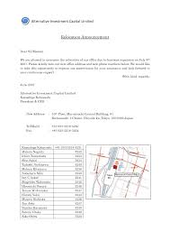 business relocation announcement letter template sample map helloalive