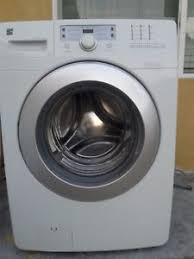 kenmore front load washer. Image Is Loading Kenmore-Front-Loading-Washer-Model-402-49032012-LED- Kenmore Front Load Washer M