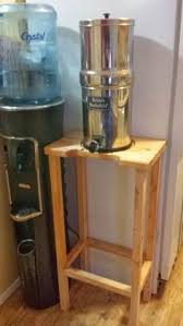 berkey water filter stand. My Dear Wife Has Been Called \u0027kinda Crunchy\u0027. One Of The Big Changes Berkey Water Filter Stand A