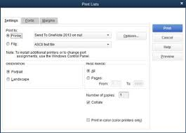 How To Print A Check Register In Quickbooks 2015 Dummies