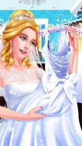 bridal makeover wedding beauty boutique s makeup and dressup salon games screenshot 1