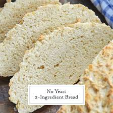 no yeast 2 ing bread easy no