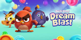 Angry Birds Dream Blast MOD APK 1.25.4 (Unlimited Coins) Download