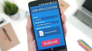 app resume stock video clip of sending a resume on a job application shutterstock