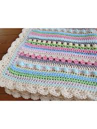 Crochet Baby Blanket Patterns Classy Confetti Baby Blanket Crochet Pattern