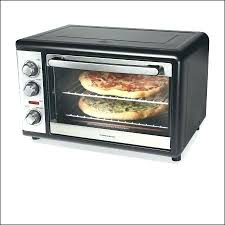 beach convection oven rotisserie recipes hamilton countertop with and 31108