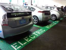 Carpool Vanpool Hybrid Electric Vehicle Charging