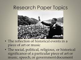 humanities research papers ppt video online  9 research paper topics