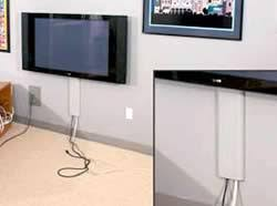 wall mount tv wiring annavernon how to hide cable wires for wall mounted tv nilza net