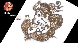 Ganpati Mehndi Design Ganesh Ji Mehndi Designs Latest Mehndi Design Info9 Today