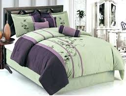 blue purple bedding lime green stripe teen girl twin full queen king inside and comforter sets