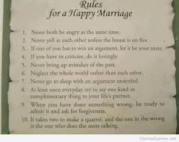 Marriage Quotes Sayings Classy Marriage Rules Quote