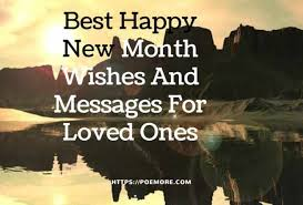 Best Happy New Month Wishes And Messages For Loved Ones Enchanting December Prayer For Happiness Quote Or Image Download
