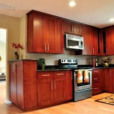 antique red kitchen cabinets amazing value of red