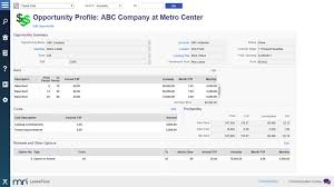 Lease Flow Commercial Real Estate Crm Mri Software