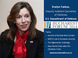Dr. Evelyn Farkas, Deputy Assistant... - Aspen Institute Romania | Facebook
