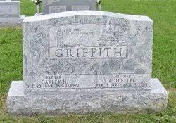 "Ada Lee ""Addie"" Kelley Griffith (1892-1964) - Find A Grave Memorial"
