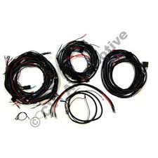 cvi automotive wiring harness p120 p130 '65 '68 (lhd) (not for usa Engine Wiring Harness wiring harness p120 p130 '65 '68 (lhd) (not for usa late '67 or 1968 models)