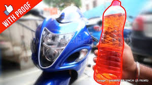 Hayabusa Mileage Test In India How Far Can You Go For 1
