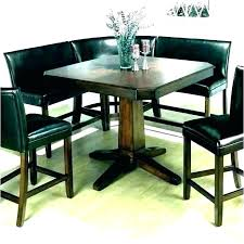 kitchen table ikea counter height dining black high top