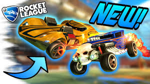 new release car gamesNEW Rocket League UPDATE  CC5 RELEASE DATE  Hotwheels DLC Cars