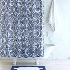 black and blue shower curtain large size of curtains blue shower curtains target white curtains with navy blue black white shower curtain
