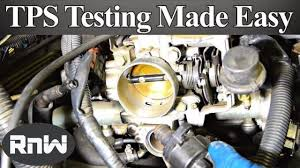 how to test a throttle position sensor (tps) with or without a throttle position sensor wiring diagram how to test a throttle position sensor (tps) with or without a wiring diagram