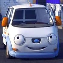 Skåpbilen Olle | <b>Barnkanalen</b>
