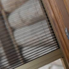 Plissiertes Insektenschutzgitter Für Fenster Pos K System