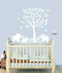 baby nursery wall decorations nursery wall decals elephant together with outstanding baby wall decor elephant tree