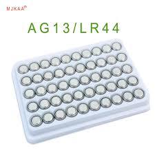 Detail Feedback Questions about <b>50pcs LR44</b> A76 <b>AG13</b> Coin ...