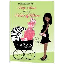Digital Zebra Baby Shower Invitation Hot Pink DIYPink Zebra Baby Shower Invitations