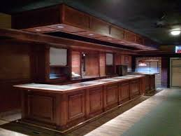 Custom Made mercial Bar by Monarch Cabinetry