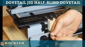 Hart Design Dovetail Jig Blind Dovetail Jig