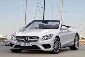 2016 Mercedes-Benz S-Class Convertible Rendered