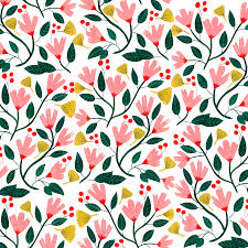 Floral Pattern Magnificent Floral Pattern On Behance