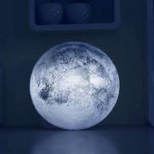 once it has dried paint over with ivory acrylic paint or another similar color to get the shade of the moon you may also try mix white and ochre paints
