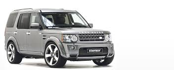 Land Rover Discovery 4 Colour Chart Land Rover Discovery Tuning Startech Startech Refinement
