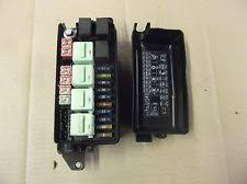 mini fuses fuse boxes bmw mini one cooper s engine bay fuse relay box r50 r52 r53 2001