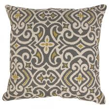 Pillow Patterns Mesmerizing Large Floor Pillow Patterns With Traditional Brown Pattern Ideas