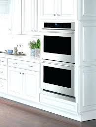 small wall oven electric wall oven the design simplicity of monogram wall ovens takes shape in small electric wall ovens for apartments small wall oven
