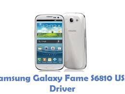 Samsung Galaxy Fame S6810 USB Driver ...